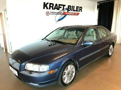brugt Volvo S80 2,4 T Business