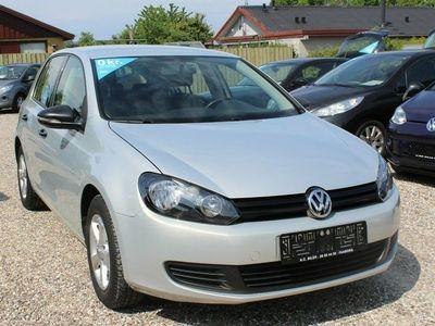 brugt VW Golf VI 1,6 Trendline