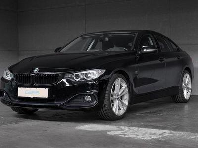 brugt BMW 420 Gran Coupé Xd 2,0 D 4x4 184HK 4d 6g
