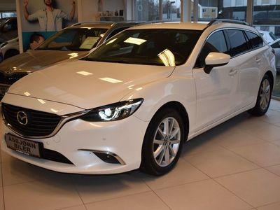 brugt Mazda 6 2,2 Sky-D 175 Optimum stc. aut.