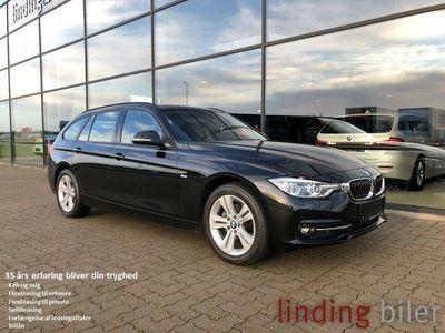 brugt BMW 320 d 2,0 Touring Sport Line xDrive aut.