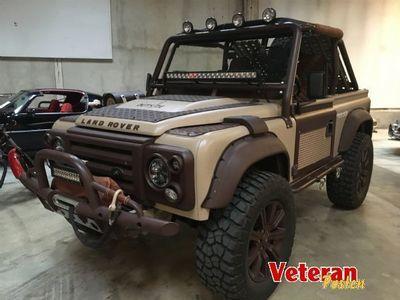 brugt Land Rover Defender 90 SHOWCAR