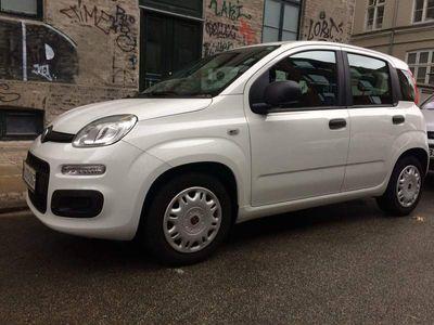 brugt Fiat Panda 0.9 86 HK Pop Star