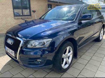 brugt Audi Q5 3,0 tdi quattro s-tronic