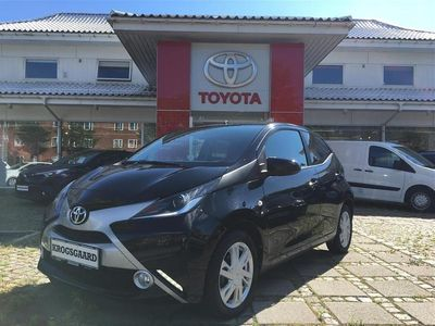 used Toyota Aygo 1,0 VVT-I X-Black II 69HK 5d