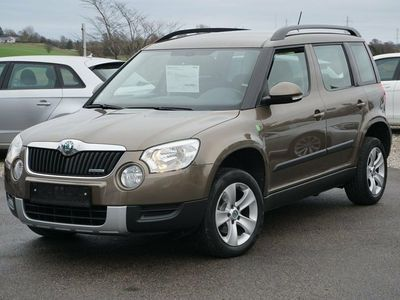 used Skoda Yeti 1,6 TDi 105 Ambition GreenLine