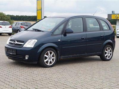 brugt Opel Meriva 1,7 CDTI Cosmo 100HK