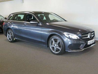 gebraucht Mercedes C200 1,6 BlueTEC AMG Line stc.