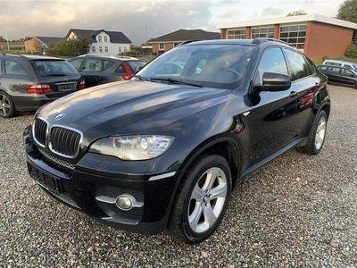 brugt BMW X6 30D 3,0 D 4x4 245HK 5d 6g Aut.