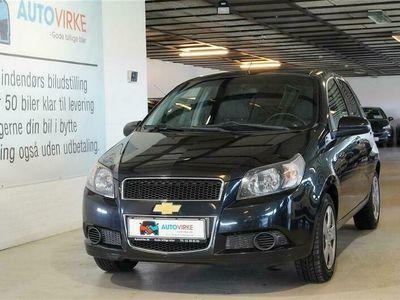 brugt Chevrolet Aveo 1,2 5D 86HK 5d