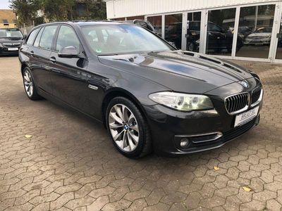 usado BMW 520 d 2,0 Touring Luxury Line aut.