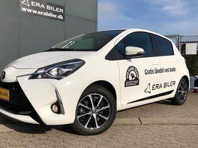 gebraucht Toyota Yaris 1,4 D-4D T2 Premium 90HK 5d 6g