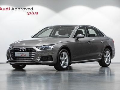 brugt Audi A4 40 TFSi Advanced S-tr.