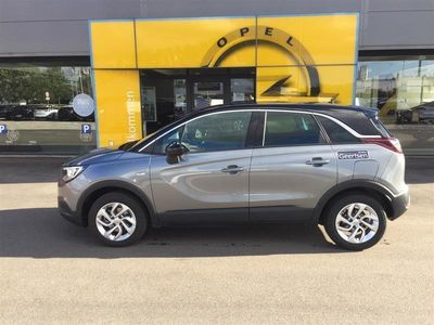 käytetty Opel Crossland X 1,2 T Innovation Start/Stop 110HK 5d 6g Aut.
