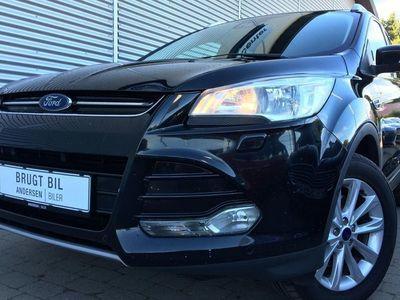 brugt Ford Kuga 2,0 TDCi Titanium 150HK 5d 6g
