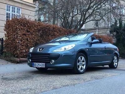 gebraucht Peugeot 307 CC CC 2,0 ,0 I