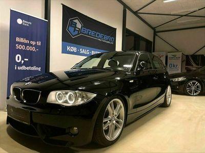 brugt BMW 120 d Steptr.