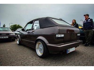 brugt VW Golf Cabriolet 1,8 Gti