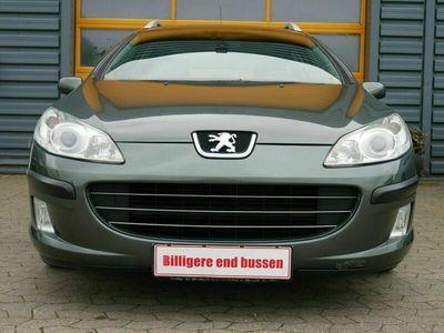 brugt Peugeot 407 1,8 XR stc.