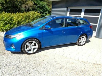 brugt Toyota Auris T2 Premium Touring Sports MDS
