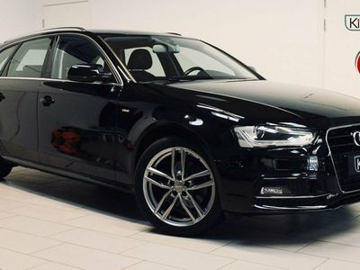 usado Audi A4 2,0 TDi 150 Avant Multitr.