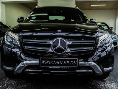 brugt Mercedes GLC250 2,0 AMG Line aut. 4-M