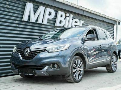 brugt Renault Kadjar 1,6 dCi 130 Bose Edition