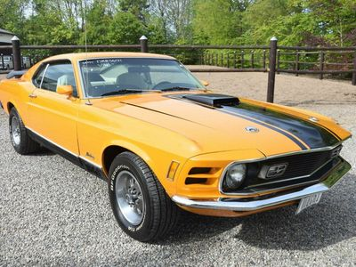 brugt Ford Mustang 5,7 Fastback
