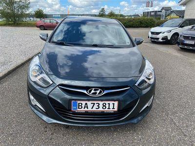 brugt Hyundai i40 1,7 CRDi Style ISG 115HK 6g