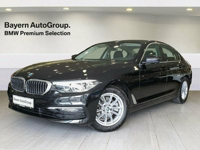 usado BMW 520 d 2,0 aut.