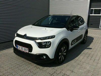 brugt Citroën C3 1,5 BlueHDi 100 Shine