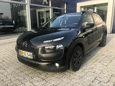 brugt Citroën C4 Cactus 1,6 Blue HDi Feel Complet start/stop 100HK Van