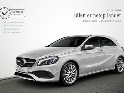 gebraucht Mercedes A200 1,6 Edition aut.