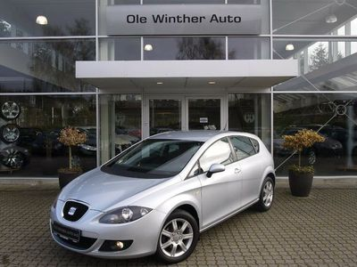 brugt Seat Leon 1,6 Stylance