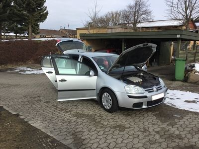 brugt VW Golf 1,9 TDI