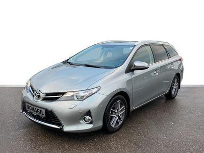 brugt Toyota Auris 1,6 Valvematic T2 Premium Comfort 132HK Stc 6g B