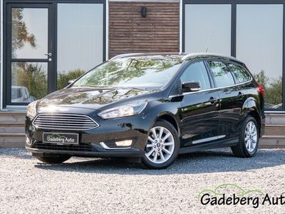brugt Ford Focus 1,0 SCTi 125 Titanium stc.