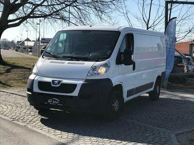 brugt Peugeot Boxer 330 2,2 HDi 110 Kassevogn L2H1
