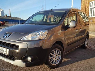 used Peugeot Partner 1,6 HDI Comfort Plus 90HK