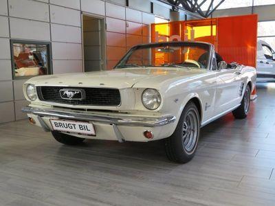 brugt Ford Mustang 4,7 V8 289cui. Convertible