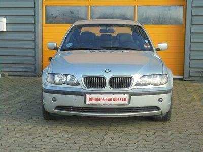 brugt BMW 316 i 1,8 Lifestyle