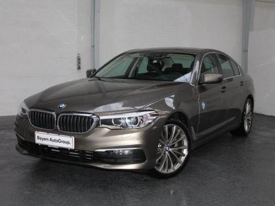 used BMW 520 d 2,0 aut.