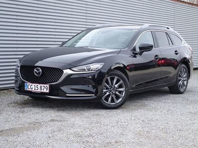 brugt Mazda 6 2,2 Skyactiv-G Premium 150HK Stc 6g Aut.