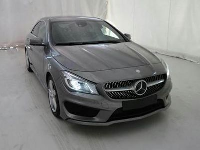brugt Mercedes CLA220 d 2,2 COUPE CDI 7G-DCT