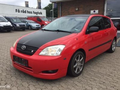 brugt Toyota Corolla 1,8 T Sport 192HK 3d 6g