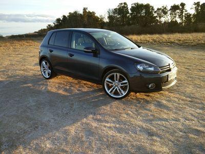 brugt VW Golf 1,6 TDI AUT.