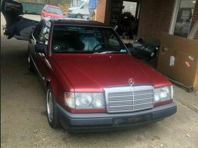 brugt Mercedes 230 E Klasse (W124)