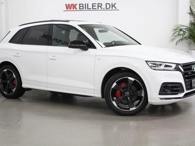 brugt Audi SQ5 3,0 TFSi quattro Tiptr. Van