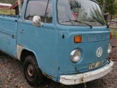 brugt VW T2 Pickup