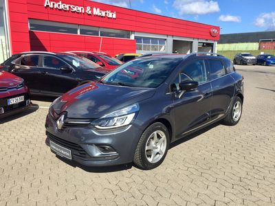 brugt Renault Clio 1,5 Energy DCI Limited 90HK 5d